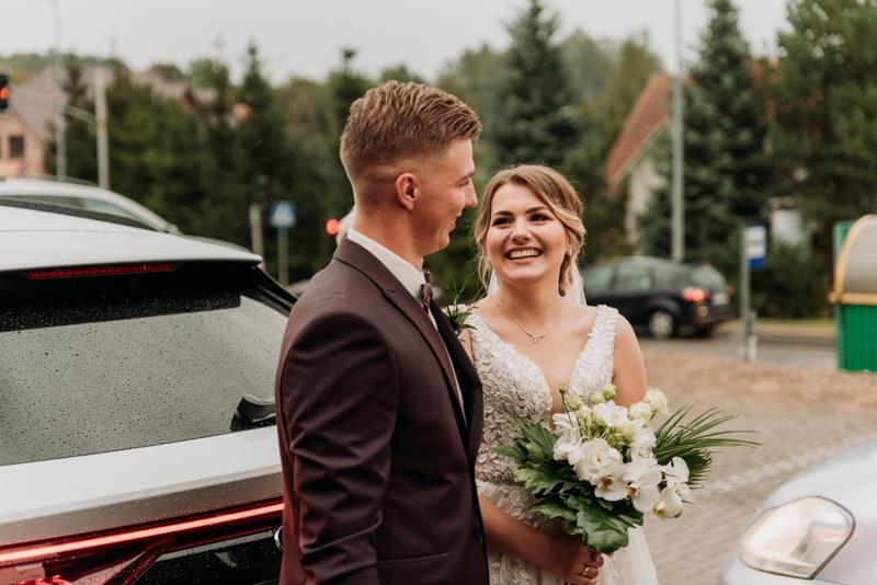 wesele krzewi róg