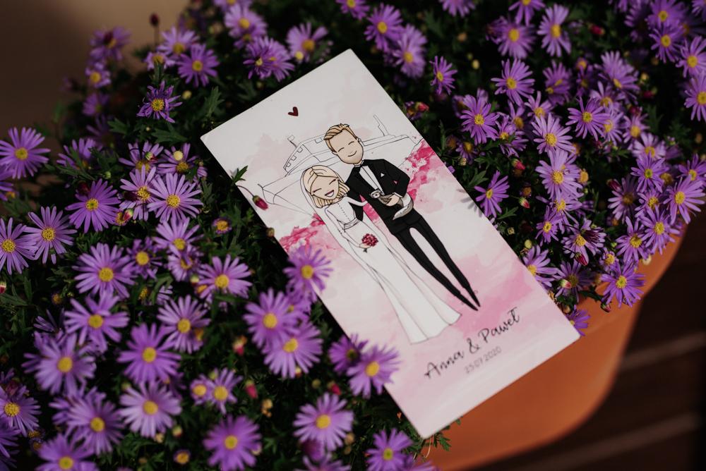 zaproszenie ślubne