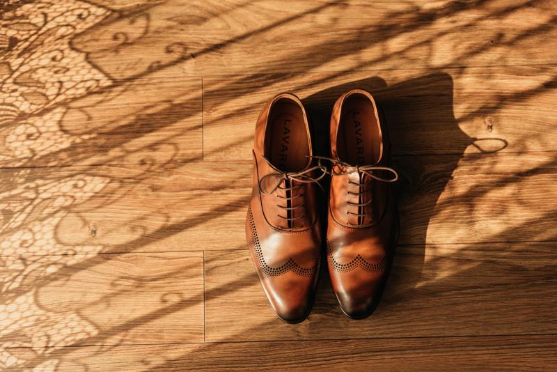 lavard buty ślub