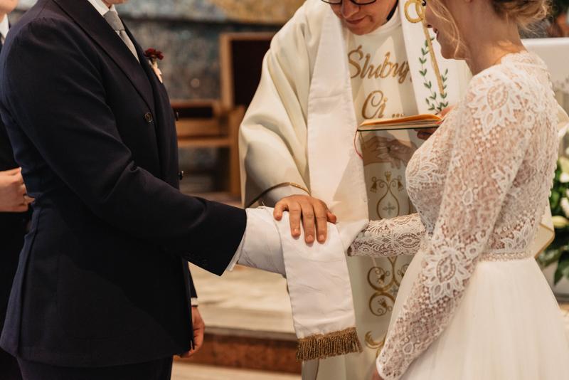 ślub rumia