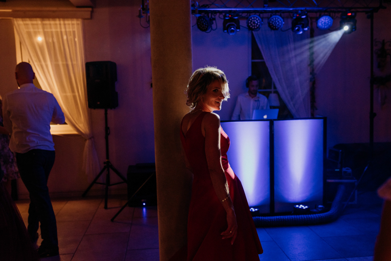 tańce wesele